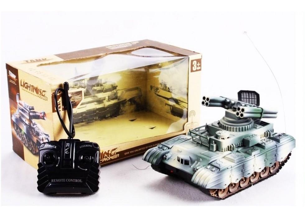 تانک کنترلی 4 کانال موشک انداز کد 43001