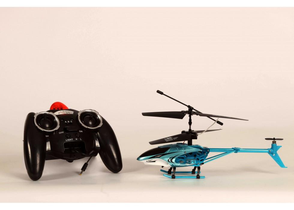 هلیکوپتر کنترلی 3.5 کانال با پخش لیزری کد 13025