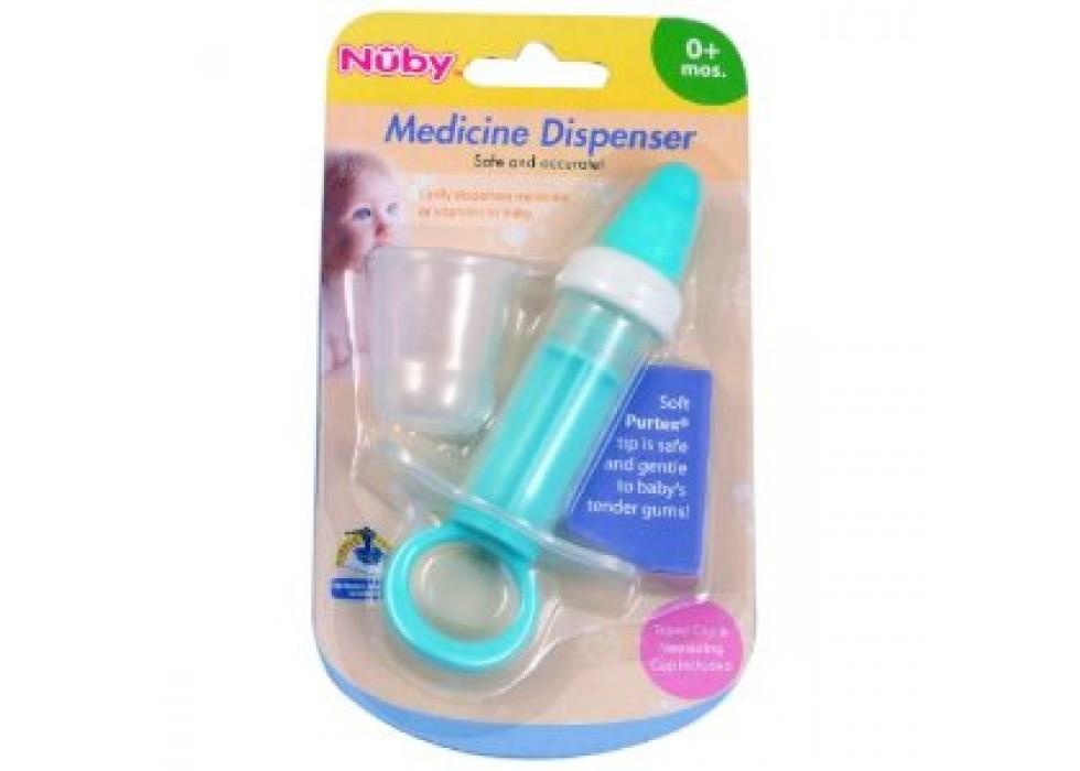 داروخوری سرنگی نابی Nuby کد 173