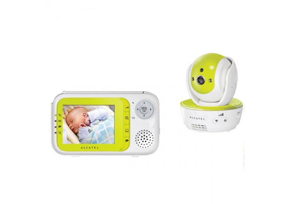پیجر تصویری کودک آلکاتل مدل Baby Link 700
