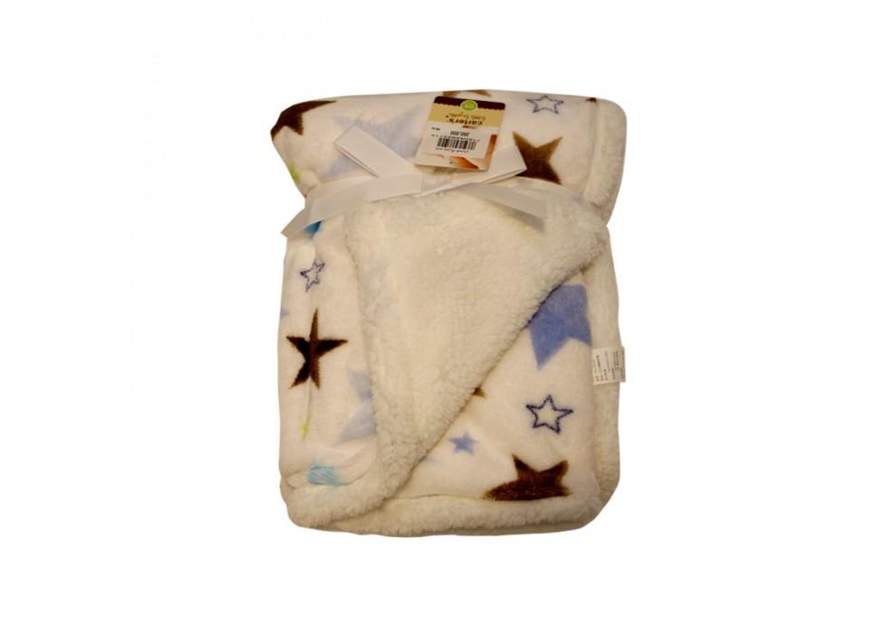 پتو ی نوزاد و کود ک کارترز _ستاره_ سفید   Carter's