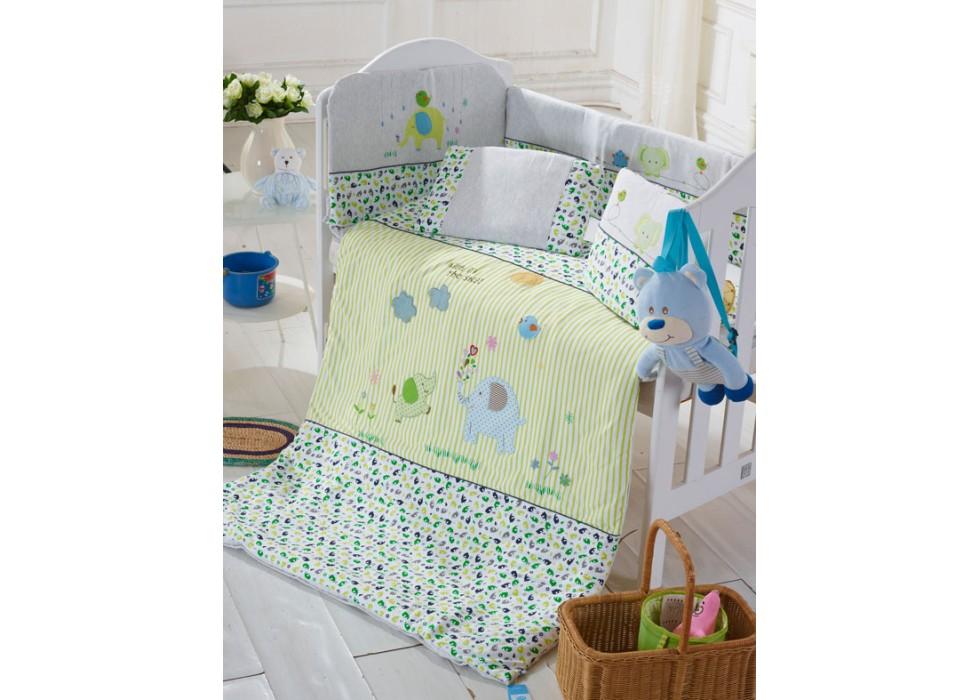 سرویس خواب تخت نوزاد نوجوان برند CarterLiebe-کدD13-49