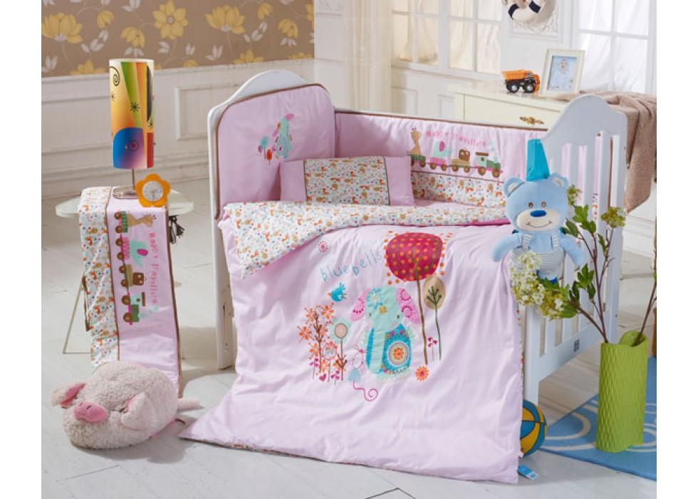 سرویس خواب تخت نوزاد نوجوان برند CarterLiebe-کدD12-30-َA