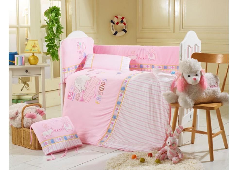 سرویس خواب تخت نوزاد نوجوان برند CarterLiebe-کدDC15-308-01