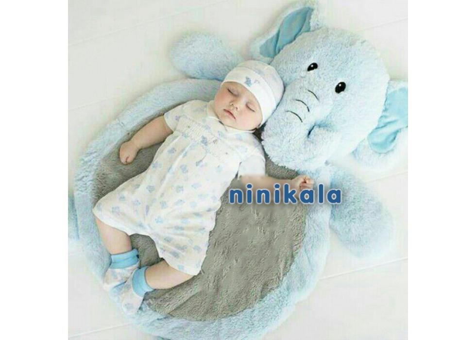 تشک نوزاد طرح فیل نیکابدز-nikabeds