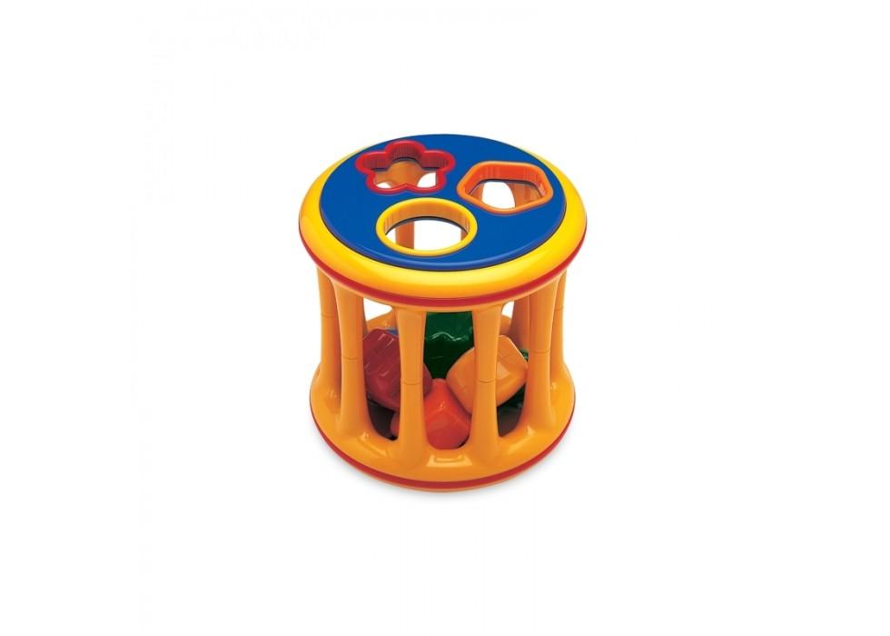 پازل رول قفس زرد TOLO-  کد 89410