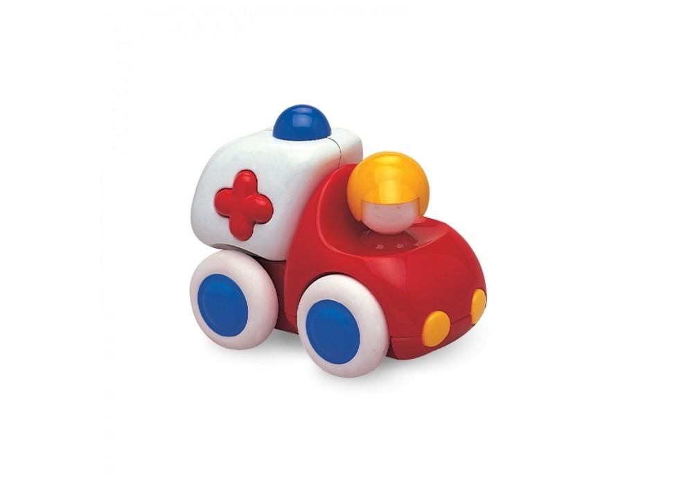ماشین آمبولانس کوچک TOLO-کد  89855