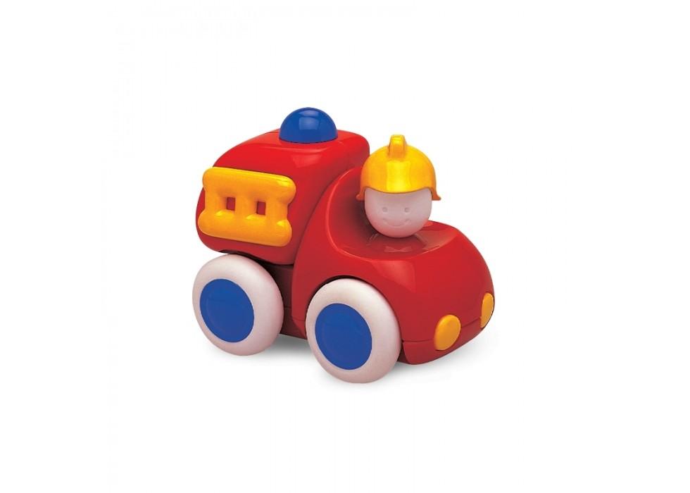 ماشین آتش نشانی کوچک TOLO- کد 89855