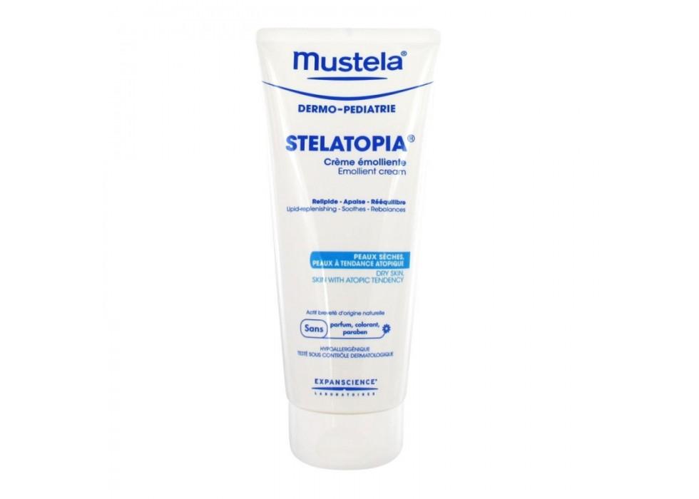 کرم مرطوب کننده استلاتوپیا ماستلا  MUSTELA