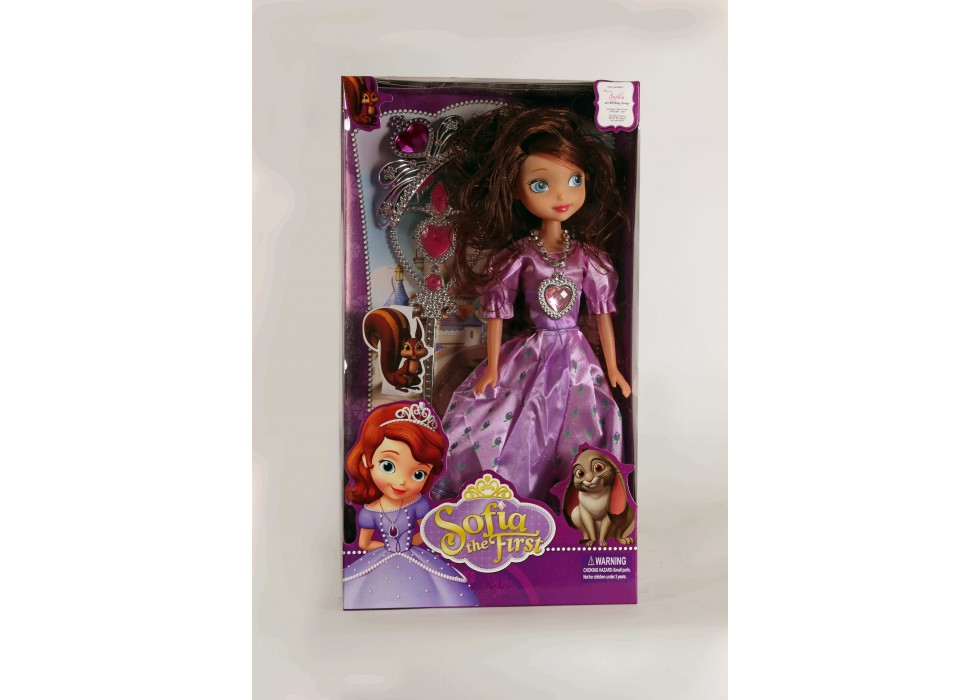 عروسک سوفیا بزرگ  کد01151