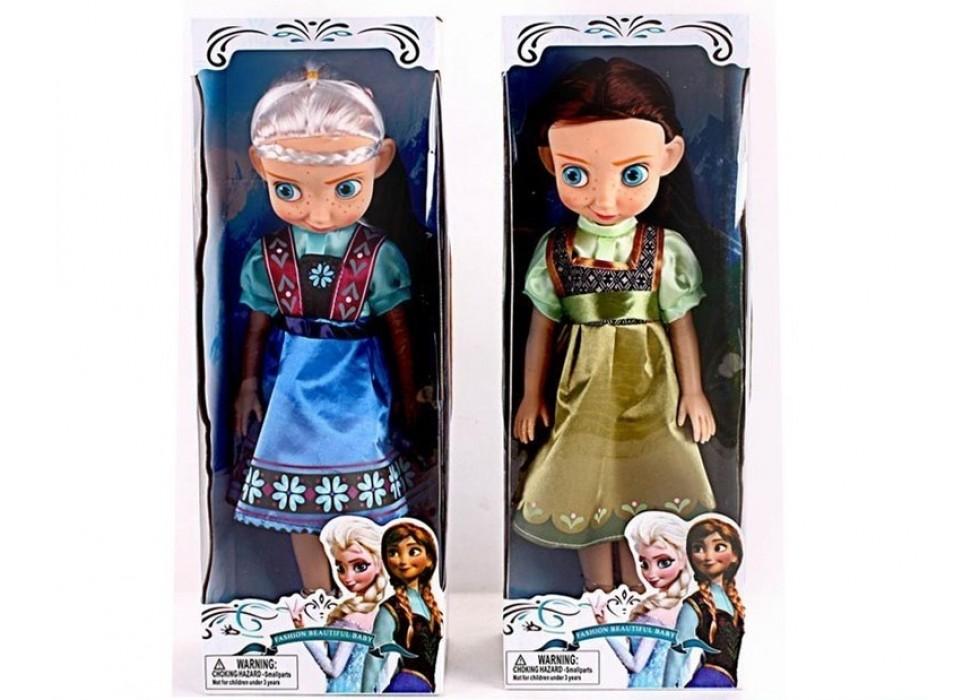 عروسک آنا و السا فروزن frozen صدادار کد 01137