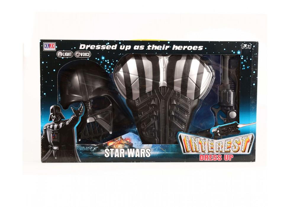 زره و نقاب و تفنگ استاروارز starwars کد42018
