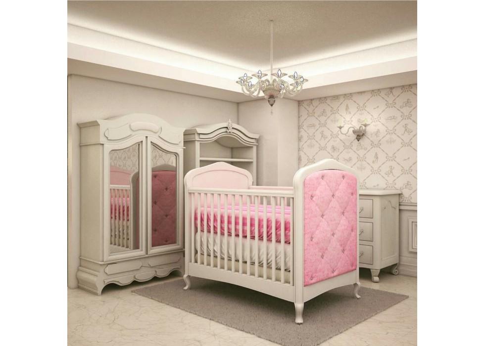 سرویس خواب نوزاد چوبی مارال-maral