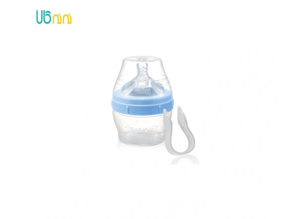 شیشه شیر 110ml PP  بی بی سیل-Babisil کد 4518