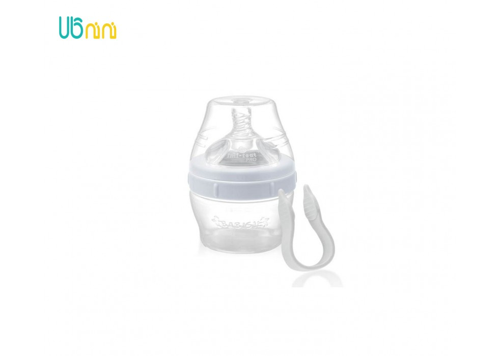 شیشه شیر 110ml PP  بی بی سیل-Babisil کد 4519