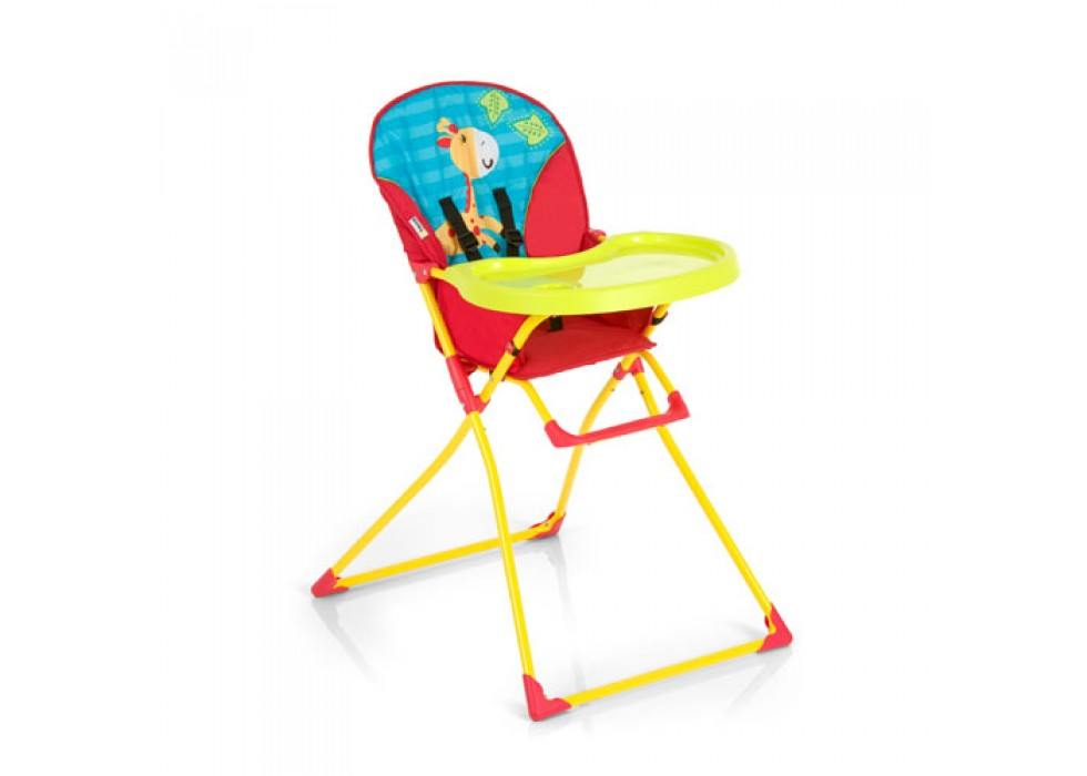 صندلی غذاخوری هاوک Hauck مدل Mac Baby Jungle Fun  کد 639146