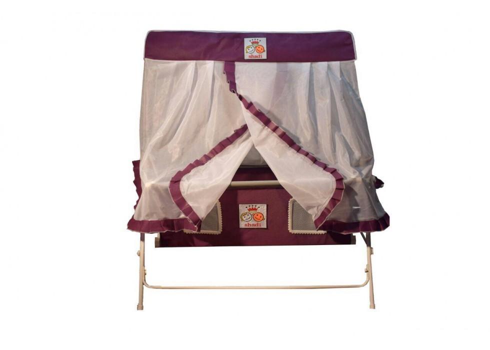 تخت و گهواره  نوزاد شادی-Shadi بادمجانی