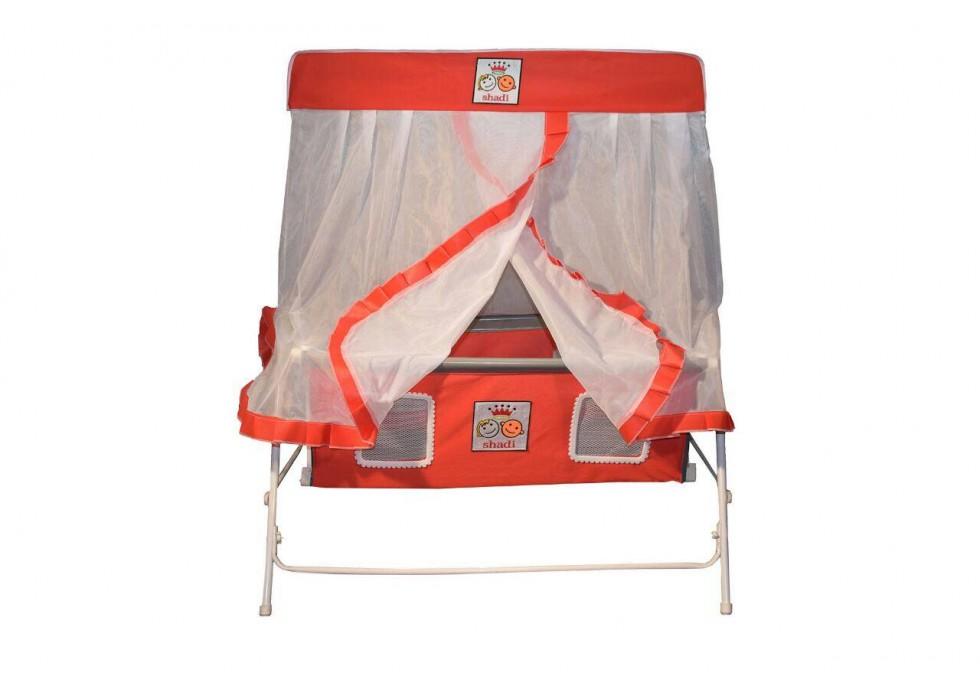 تخت و گهواره نوزاد شادی-Shadi  قرمز