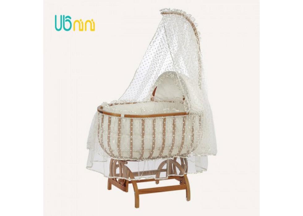 تخت و گهواره نوزاد  بی بی تچ-BabyTech