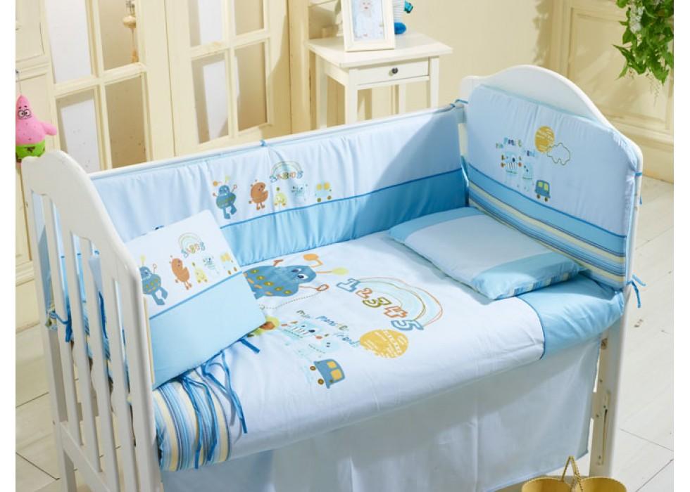 سرویس خواب تخت نوزاد نوجوان برند CarterLiebe-کدD14-324 |