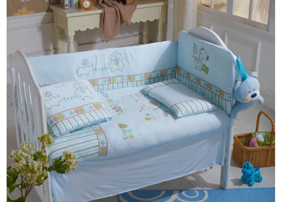 سرویس خواب تخت نوزاد نوجوان برند CarterLiebe-کدDC15-308-02