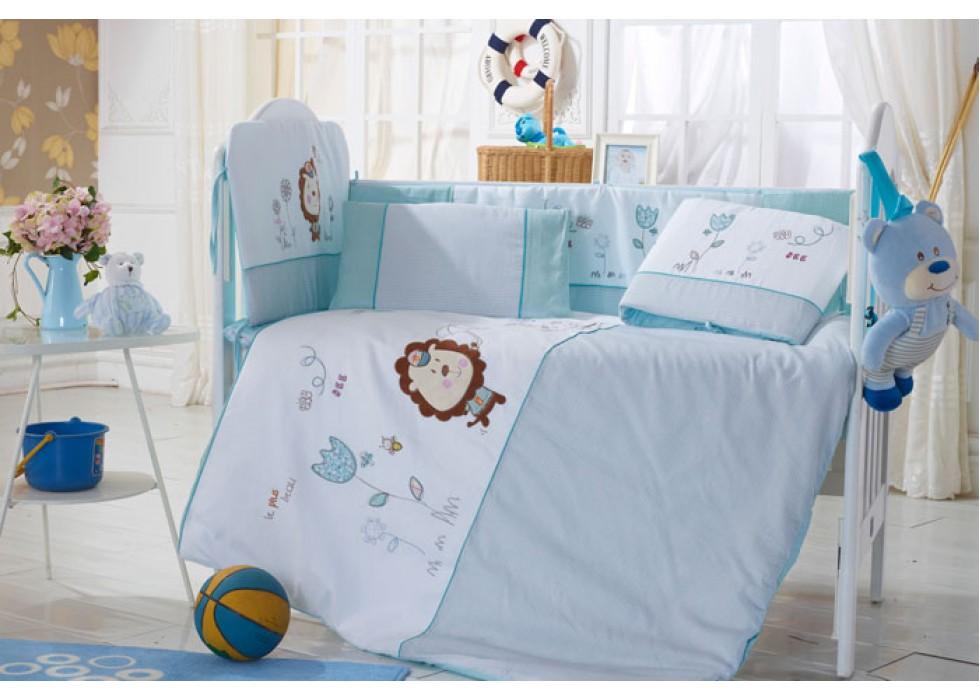 سرویس خواب تخت نوزاد نوجوان برند CarterLiebe-کدD13-53