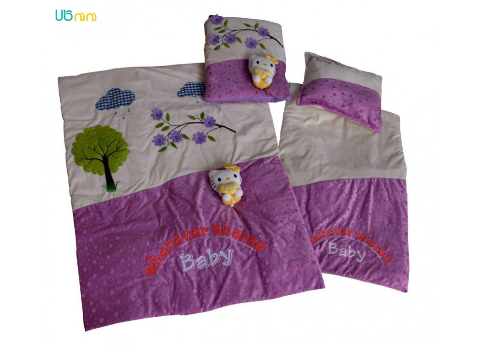 سرویس خواب نوزاد شادی-Shadi طرح عروسکی یاسی