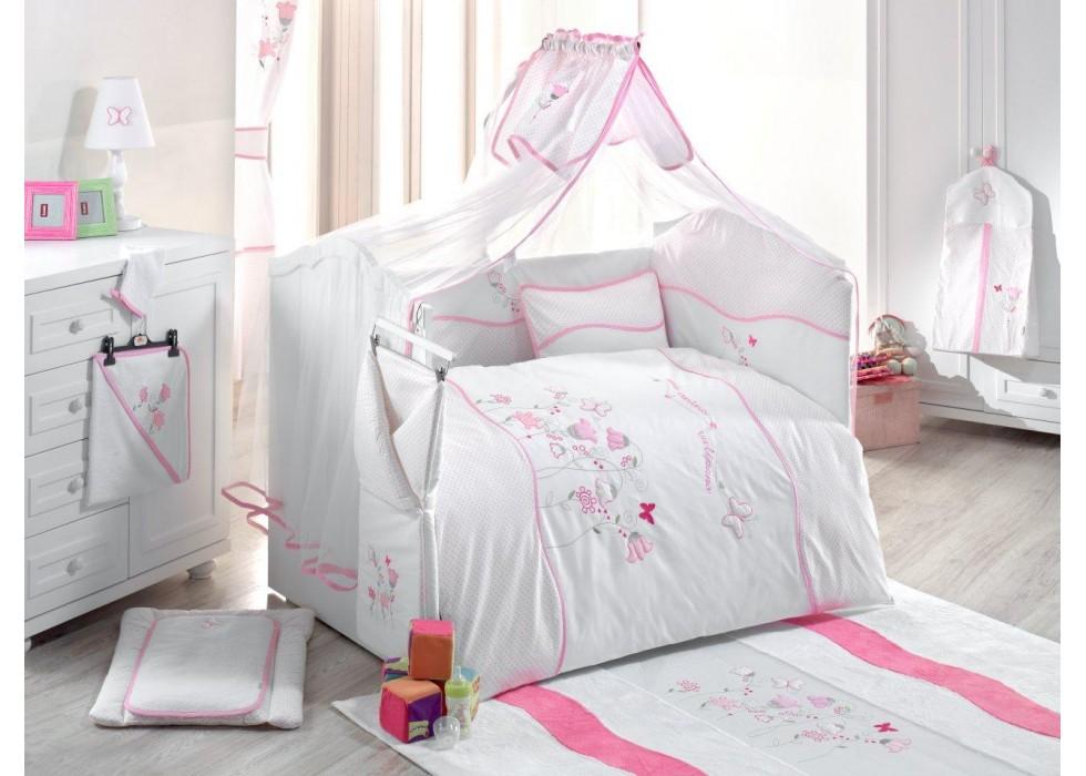 تور و آپارات بالای تخت نوزاد کیدبو-KidBoo مدل Carina