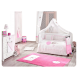 سرویس خواب نه تکه کیدبو Kidboo مدل  Cute Bear Pink