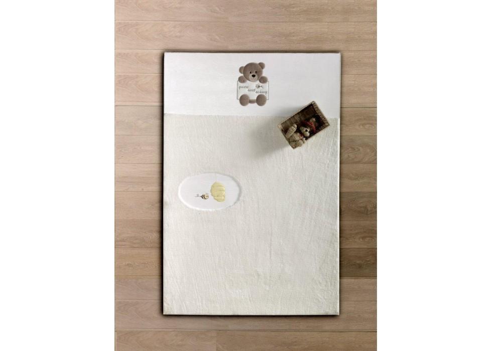 فرش اتاق کودک کیدبو-KidBoo مدل Honey Bear