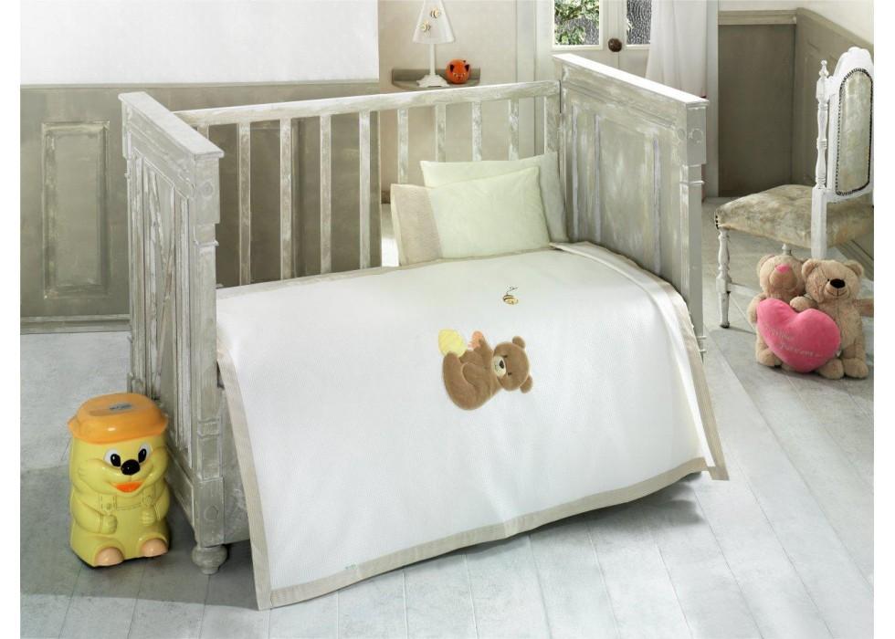 سرویس خواب 4 تکه کیدبو-KidBoo مدل Honey Bear