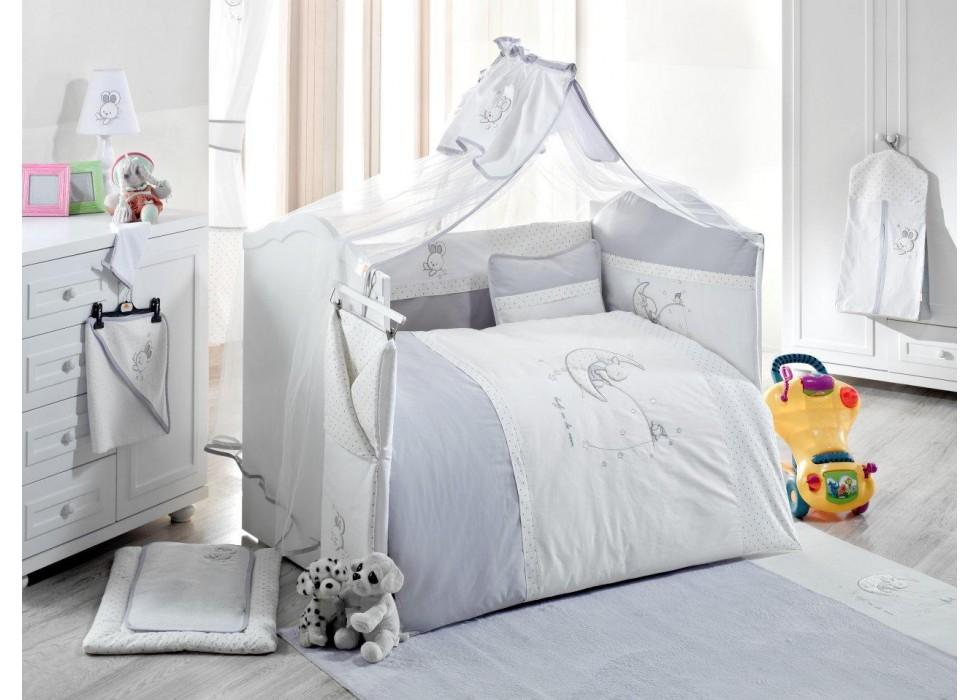 تور و آپارات بالای تخت نوزاد کیدبو-KidBoo مدل Star