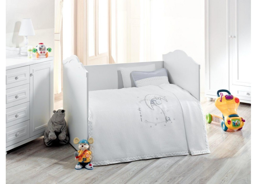 سرویس خواب 4 تکه کیدبو-KidBoo مدل Star