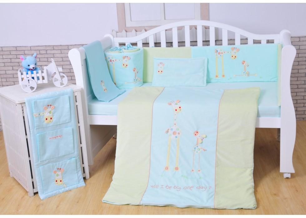 سرویس خواب تخت نوزاد نوجوان برند mamas & papas-کد7210