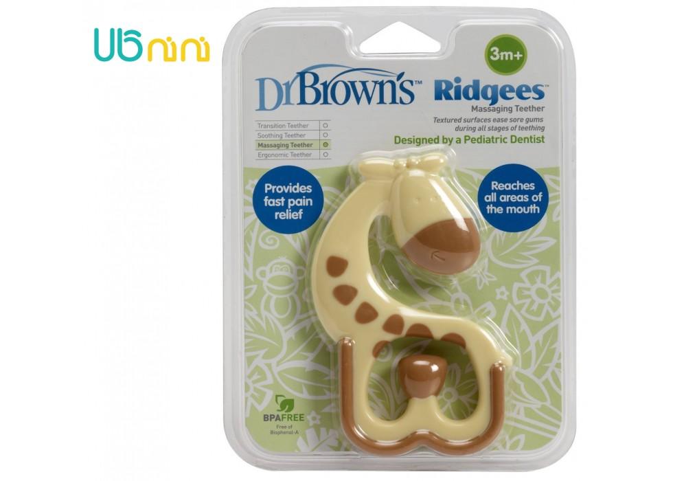 دندانگیر دکتر براونز-Dr.Brown's مدل Ridgees زرافه