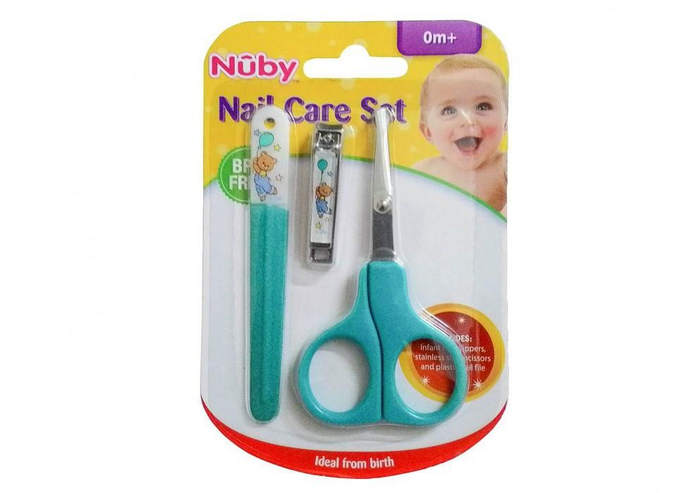 قیچی ناخن گیر با سوهان نابی Nuby