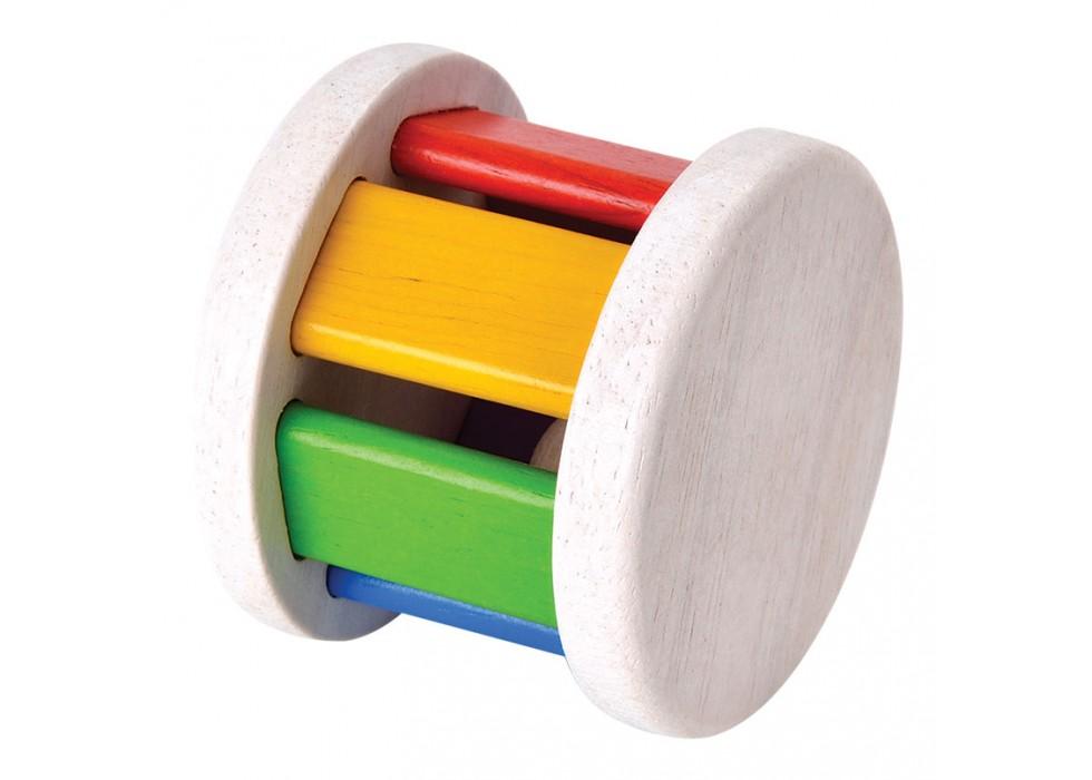 غلتک رنگی کودک پلن تویز  planToys