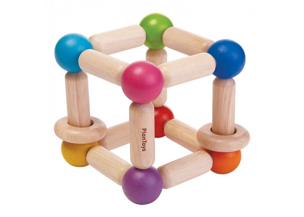 مکعب رنگی کودک   پلن تویز  planToys
