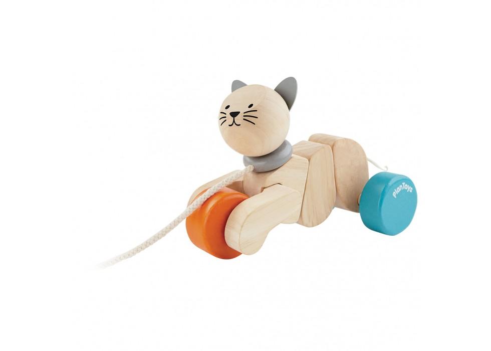 گربه  پلن تویز  planToys