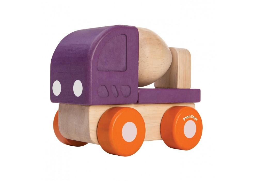 کامیون سیمان    پلن تویز  planToys