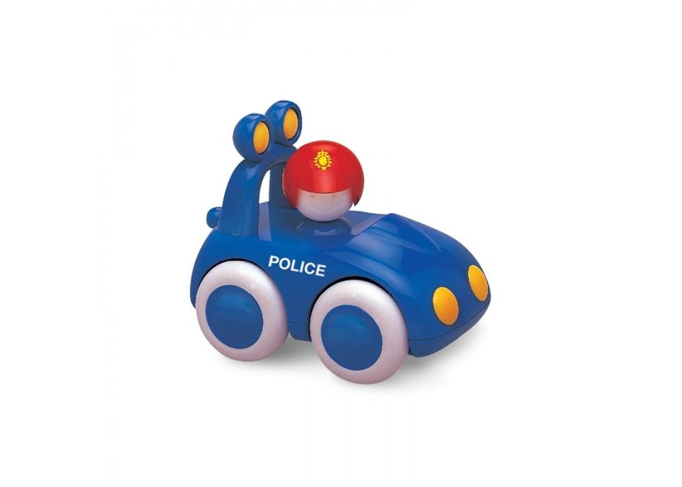 ماشین پلیس کوچک TOLO-کد  89855