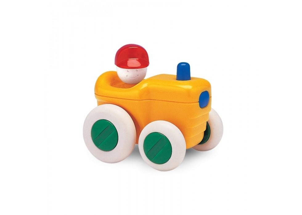 تراکتور کوچک تولو TOLO  _ کد  89855 تراکتور زرد