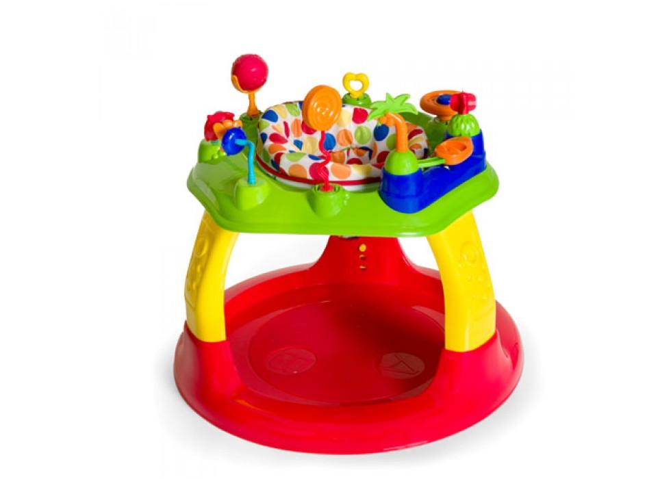 روروئک ثابت هاوک Hauck مدل Play Around Dots Multicolor  کد - 646014