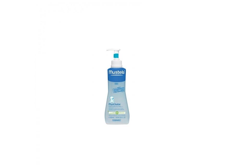 محلول پاک کننده بدون نیاز به آبکشی MUSTELA