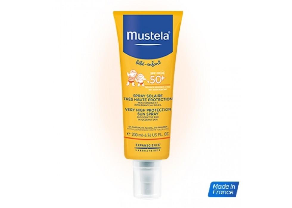 اسپری ضد آفتاب ماستلا mustela _ محافظ خیلی قوی