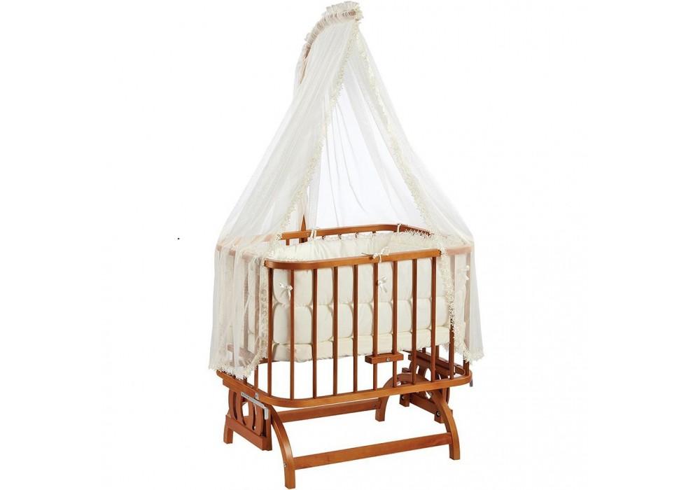 تخت نوزاد کنار مادر بی بی تچ BabyTech