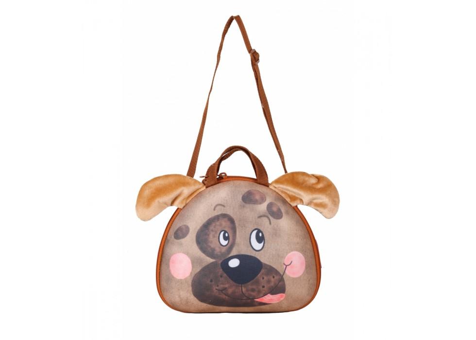 کیف دستی و رودوشی کودک اوکی داگ OkieDog مدل سگ Dog - کد 80021