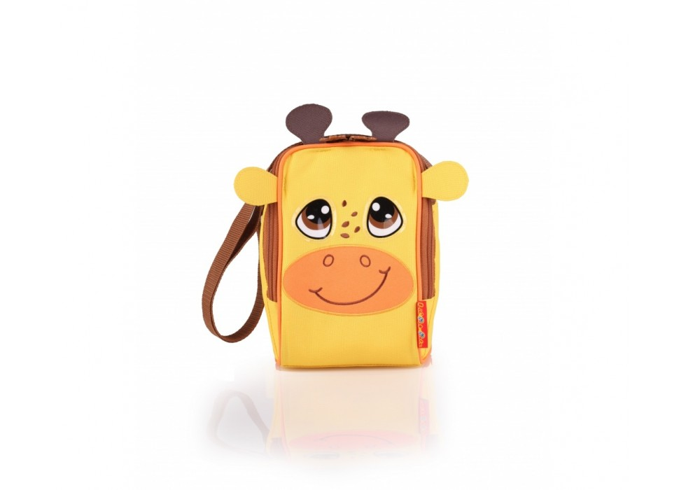 کیف غذای کودک اوکی داگ OkieDog مدل زرافه Giraffe - کد 80183