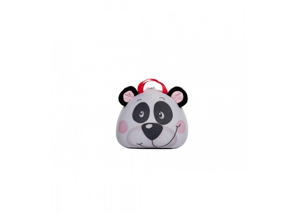 کیف دستی و رودوشی کودک اوکی داگ OkieDog مدل پاندا Panda - کد 80016