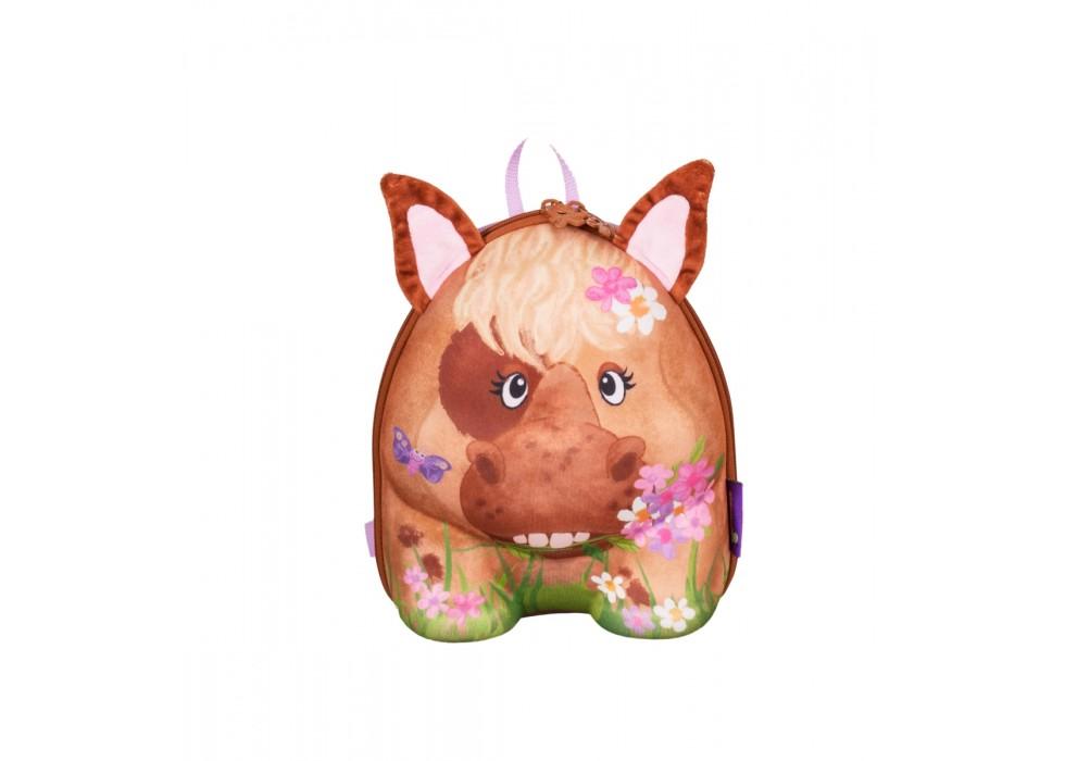 کوله پشتی کودک اوکی داگ OkieDog مدل پونی Pony - کد 80040